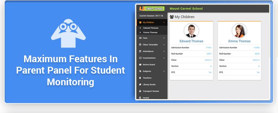 Smart School : School Management System - 21