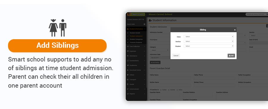 Smart School : School Management System - 37