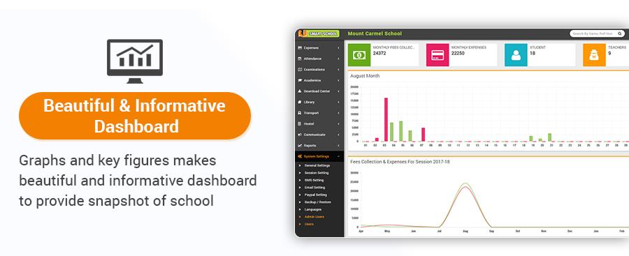 Smart School : School Management System - 73