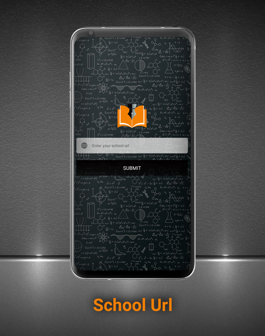 Smart School Android App - Mobile Application for Smart School - 1