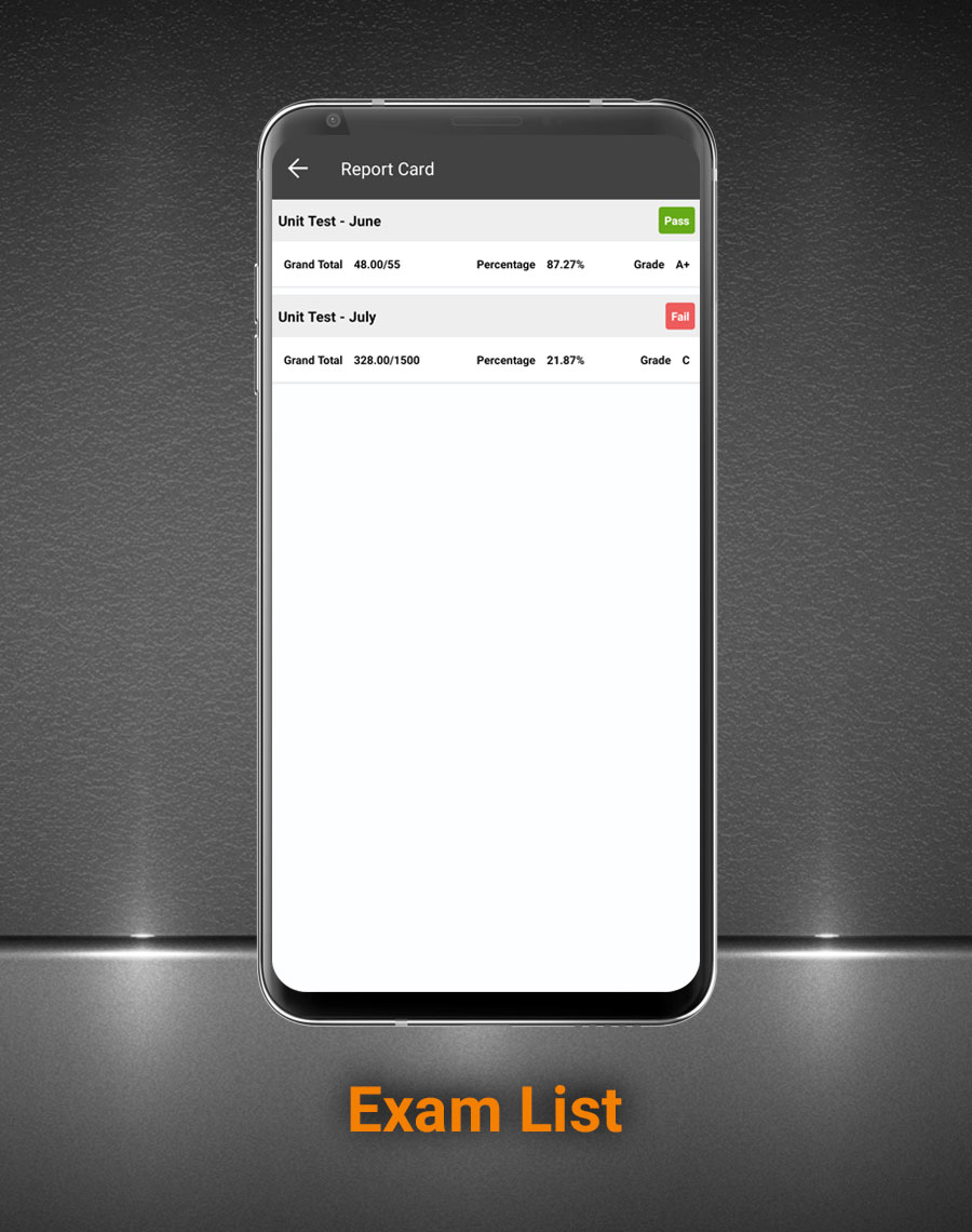 Smart School Android App - Mobile Application for Smart School - 14