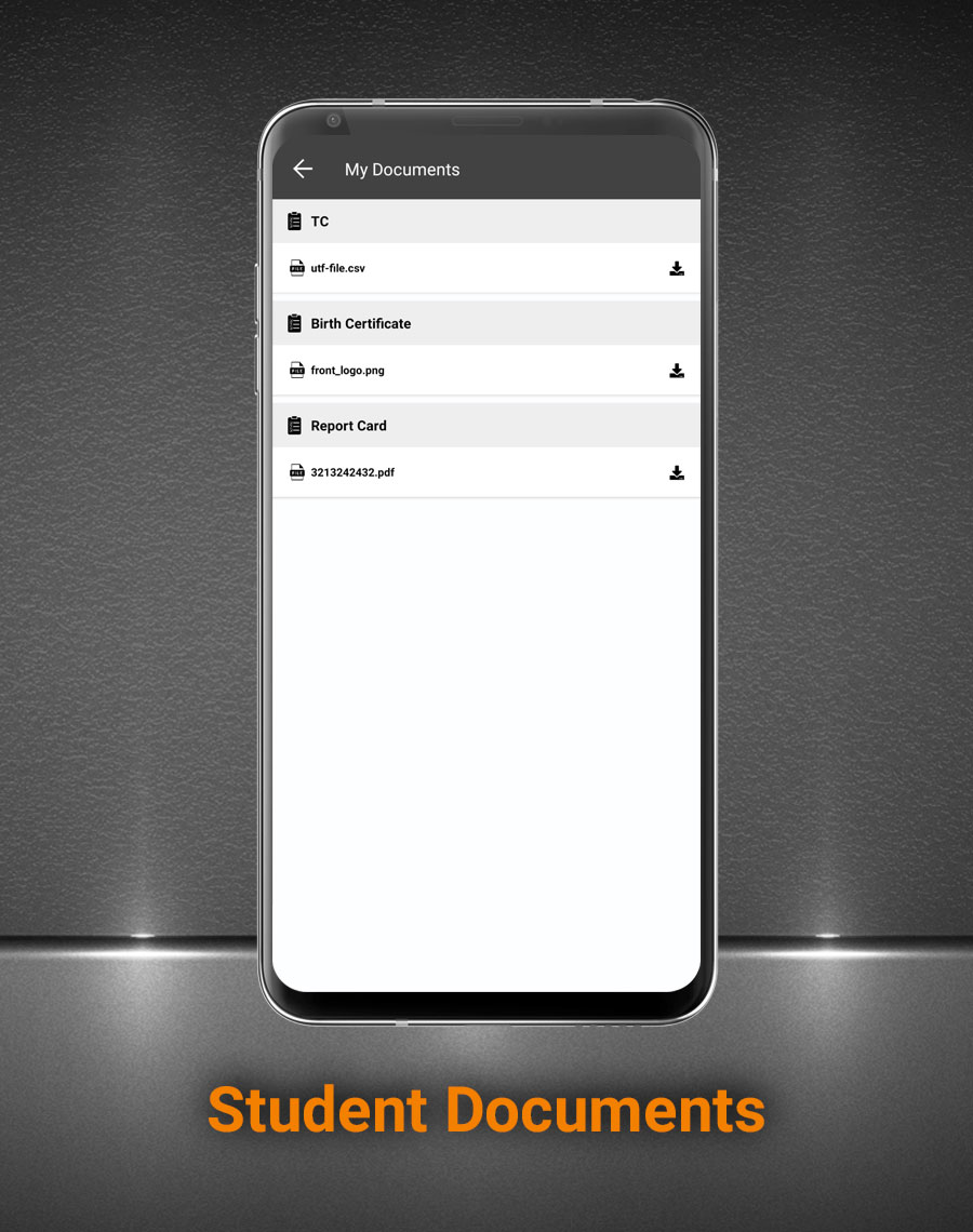 Smart School Android App - Mobile Application for Smart School - 19